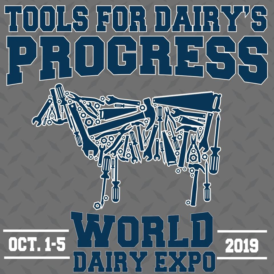 WORLD DAIRY EXPO 2019