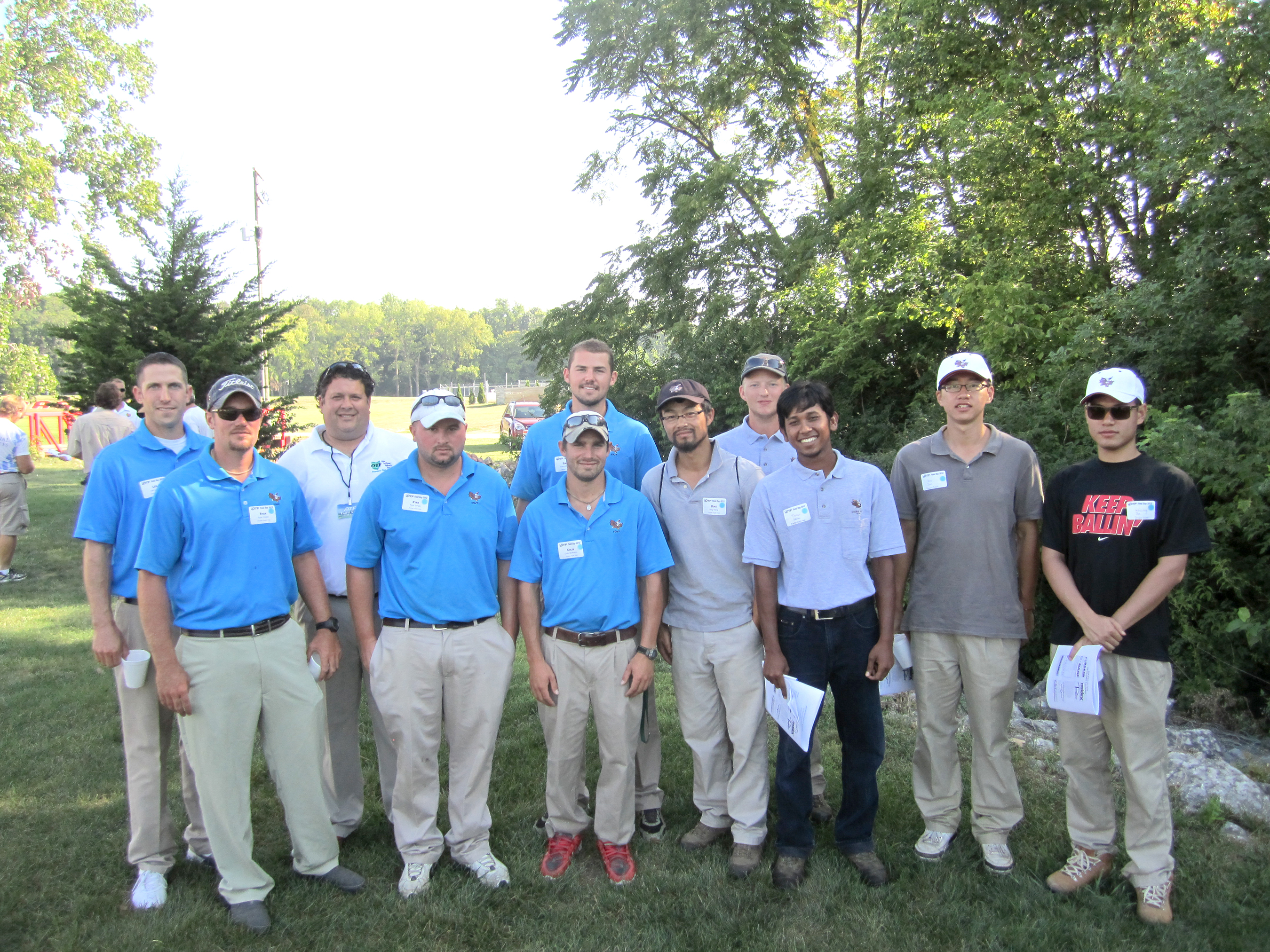 2012.08.08-OTF Research Field Day-Group Photo