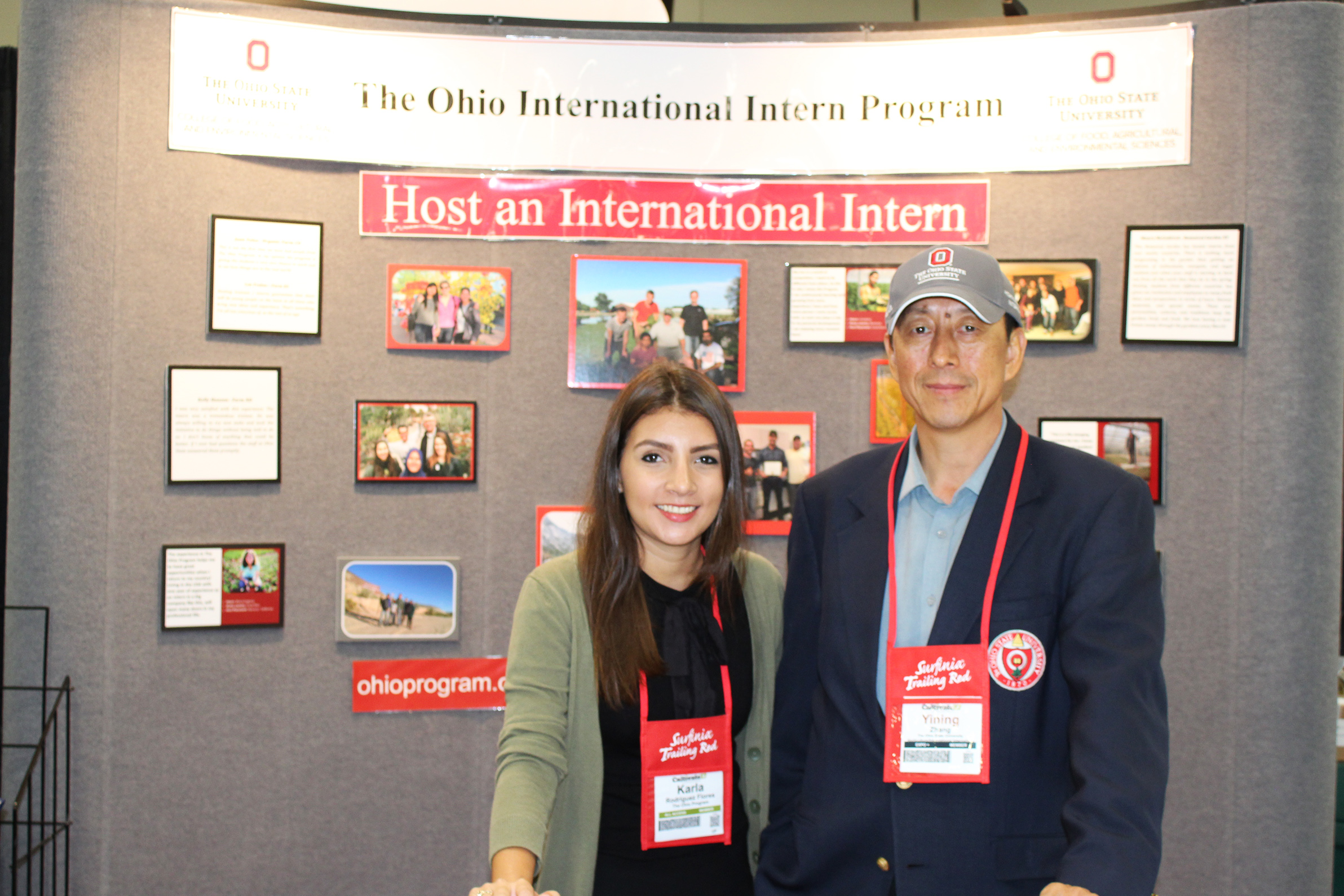 The Ohio Program Booth 2