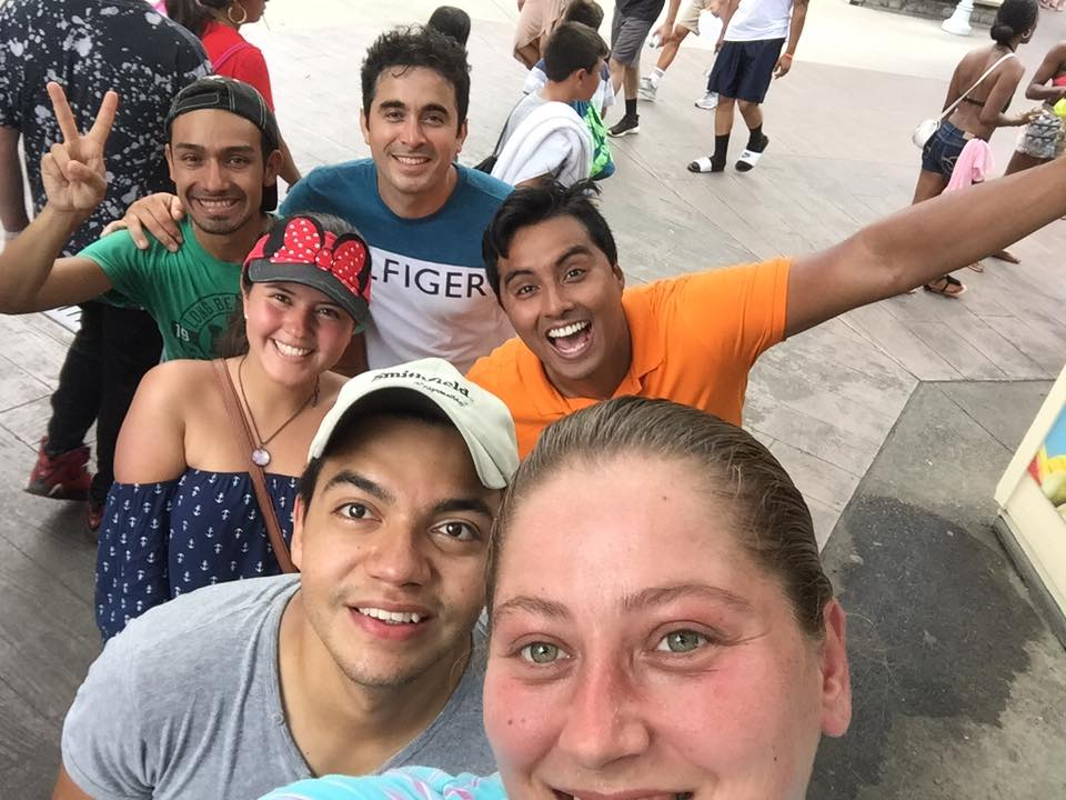 2017.07-Smithfield Hog Interns @ Carowinds Amusement Park