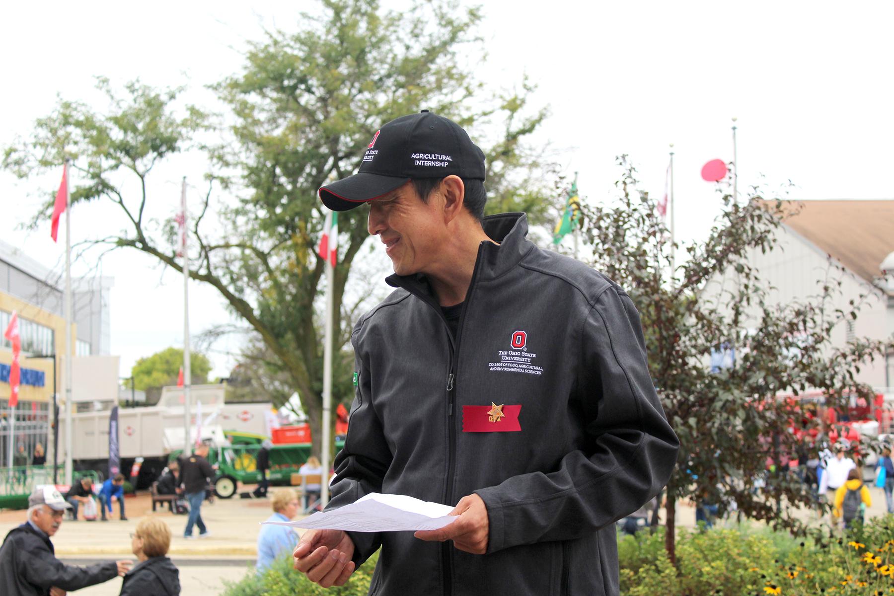 Team leader Yining Zhang