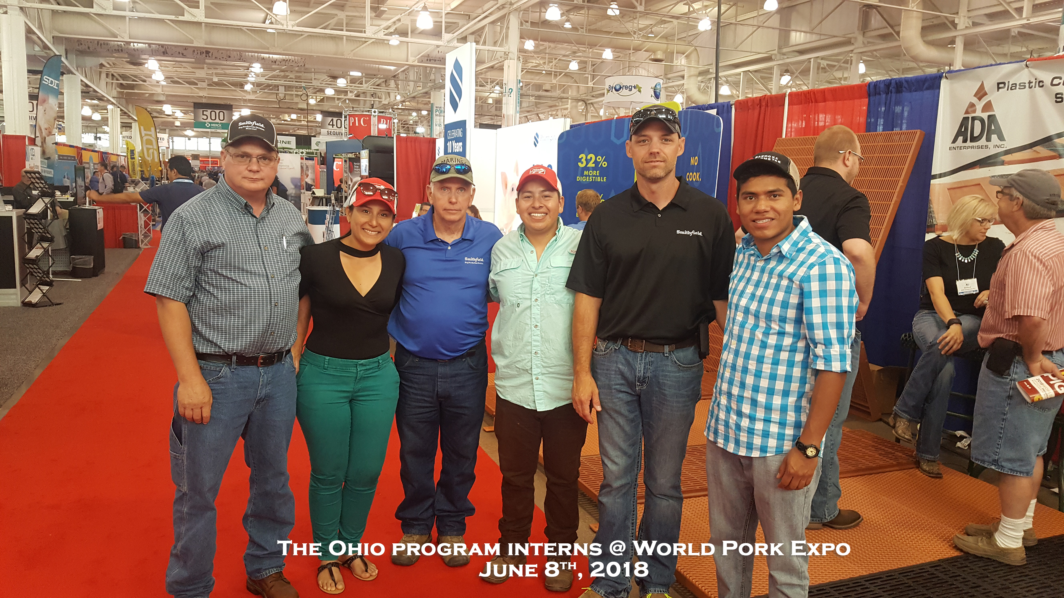 2018 World Pork Expo
