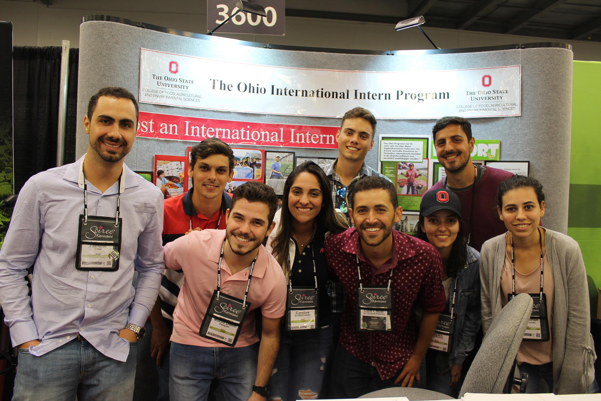 Brazilian Interns
