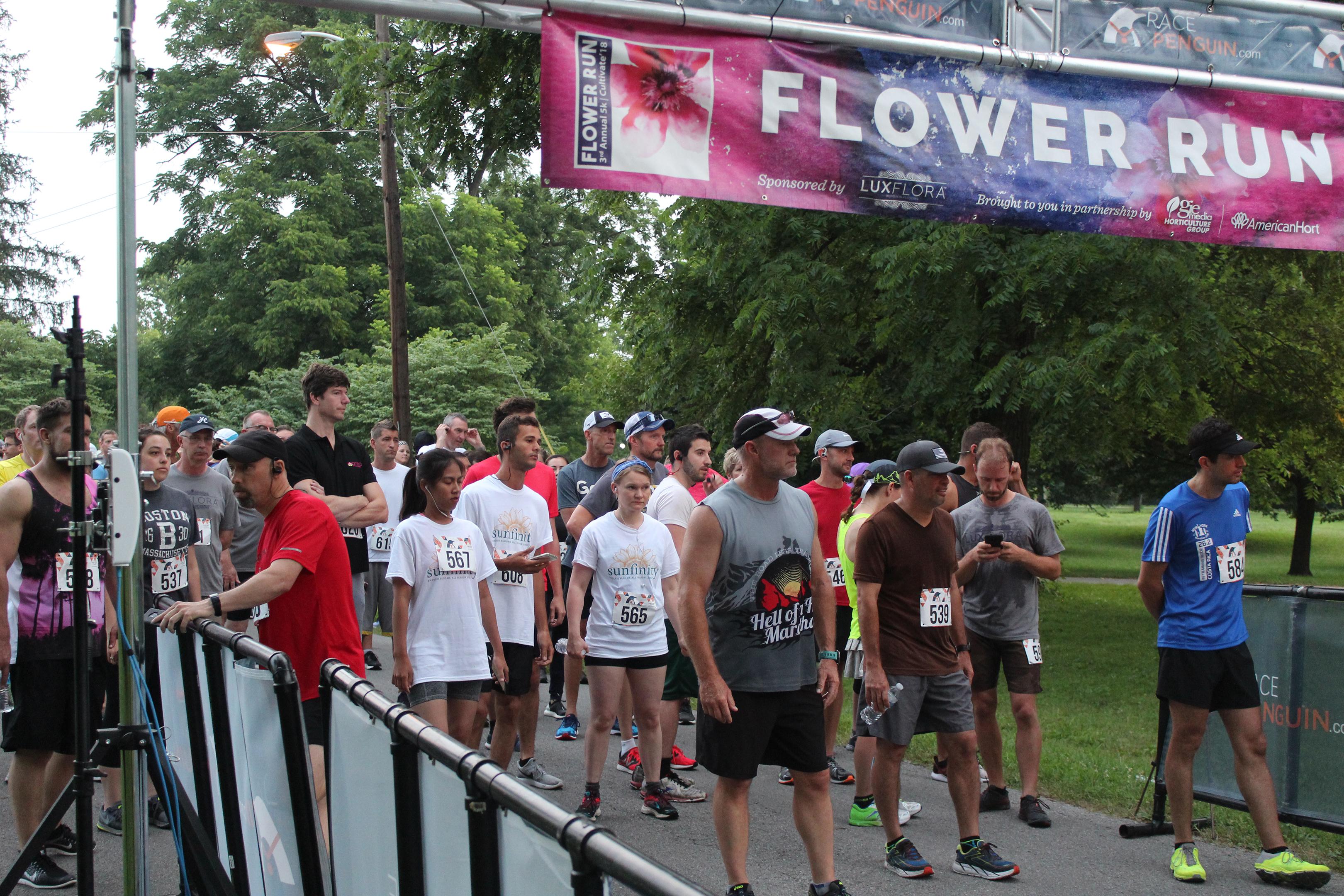 Flower Run 1