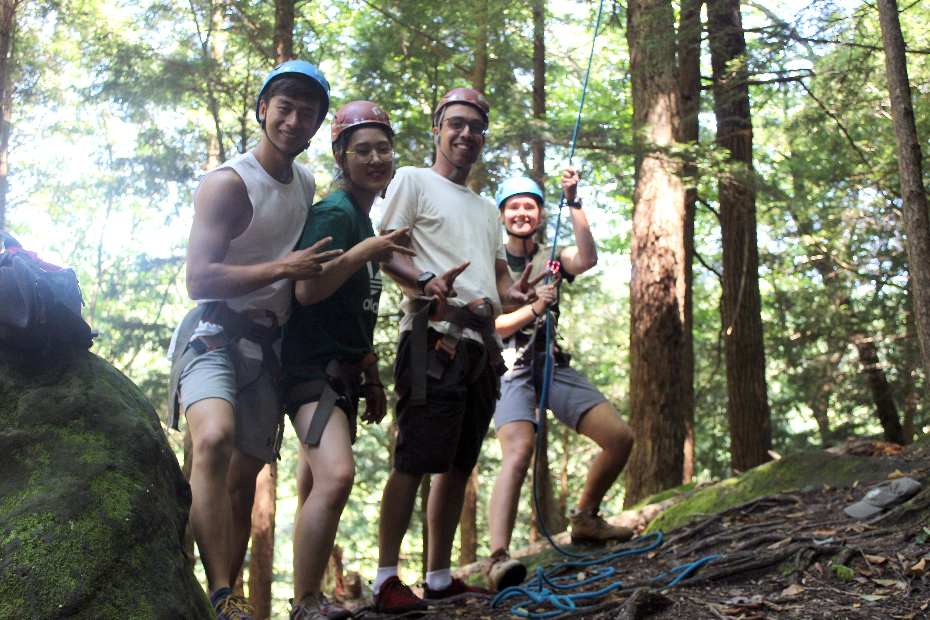 Hiking Team 3