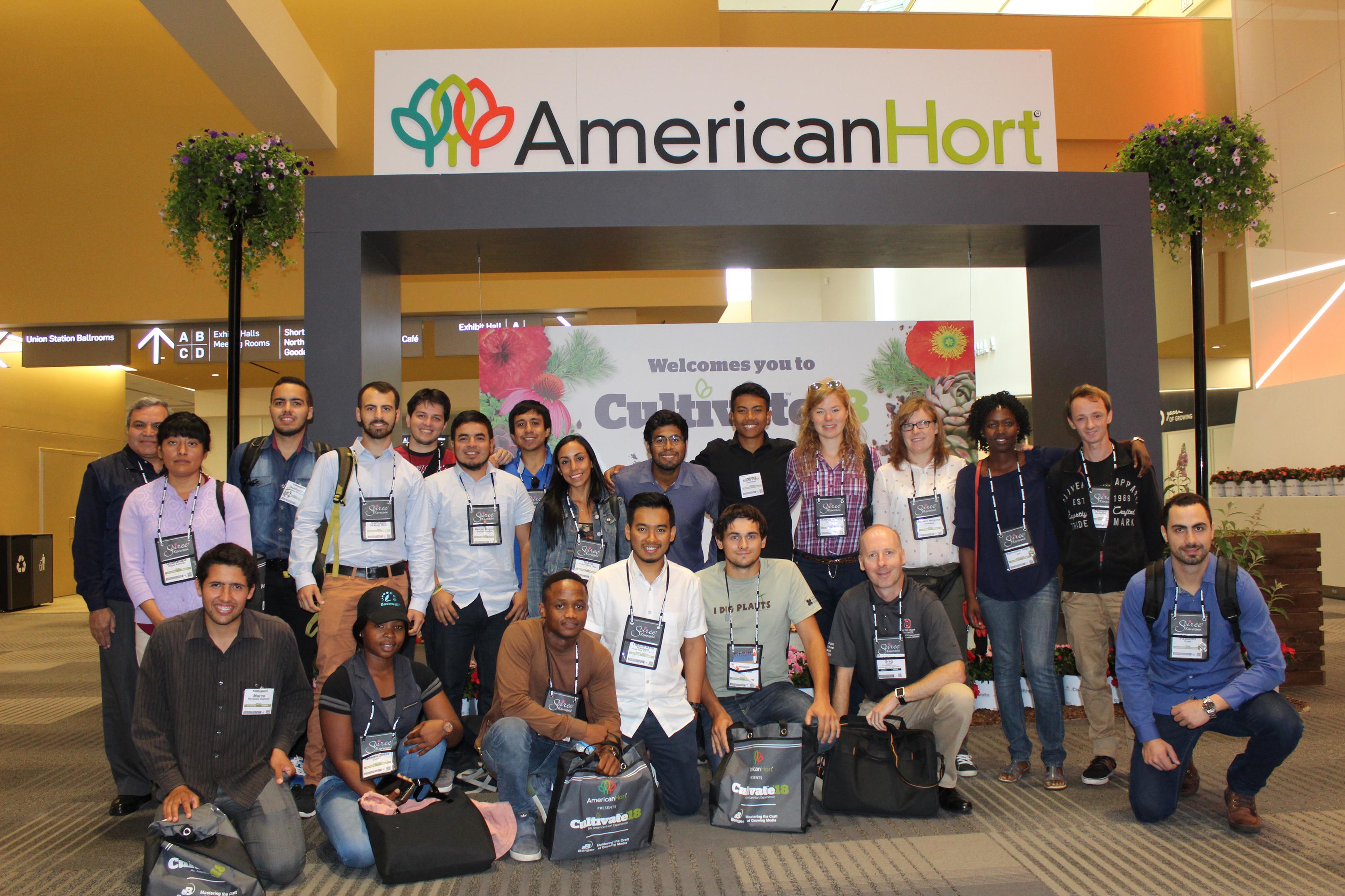 TOP Group Photo-AmericanHort 1
