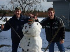 2010 snowman