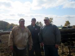 2012.10 visit Dairylane Farms