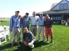 2013 September Interns at Nantucket Golf Club