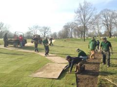 2014 April Interns working
