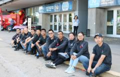 Chinese Interns Group Photo