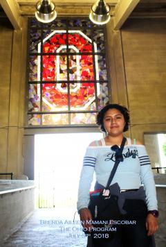 2018.07.03 Brenda Aileen from Bolivia