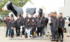 TOP Dairy Interns Group Photo 1
