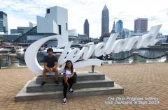 2018 September Intern @ Cleveland