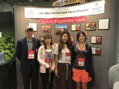 Chinese interns with Yining Zhang