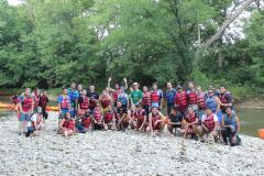 2018 Kayaking Group