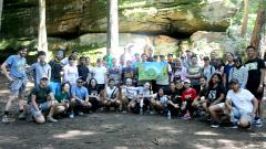 TOP-Hort Hiking Group 1