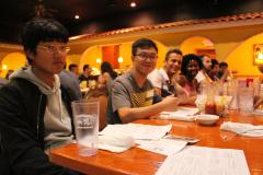 Welcome dinner 6