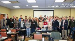 Big Group Orientation in April 2019