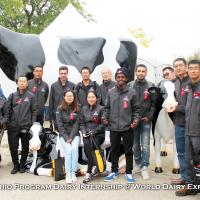 TOP Dairy Interns Group Photo 1