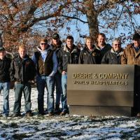 Visit Deer & Co Headquarters