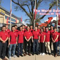 TOP-Dairy Internship group 2017