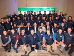 TOP-Turf Group Photo With Sygenta